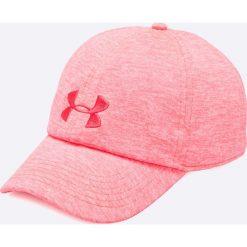 Under Armour - Czapka. Różowe czapki i kapelusze damskie Under Armour. W wyprzedaży za 69.90 zł.