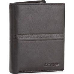 Duży Portfel Męski SAMSONITE - 001-015A0-0282-01 Black. Czarne portfele męskie Samsonite, ze skóry. Za 169.00 zł.