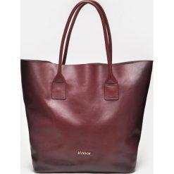 Bordowa torebka damska. Czerwone torby na ramię damskie Kazar. Za 849.00 zł.