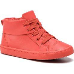Sneakersy CLARKS City OasisHi 261404946 Orange