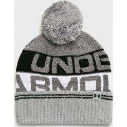 Under Armour - Czapka. Szare czapki i kapelusze męskie Under Armour. Za 89.90 zł.