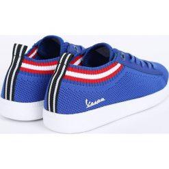 Vespa - Buty Pop. Niebieskie buty sportowe męskie Vespa, z gumy. W wyprzedaży za 239.90 zł.