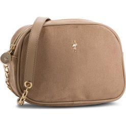 Torebka MENBUR - 447830087 Stone. Brązowe torebki do ręki damskie Menbur, z materiału. Za 159.00 zł.