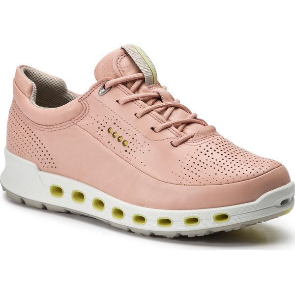 9ed54e85 Sneakersy ECCO - Cool 2.0 GORE-TEX 84251301309 Muted Clay - Półbuty ...
