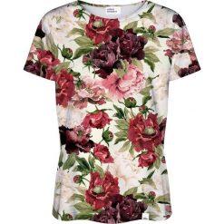 Colour Pleasure Koszulka damska CP-030 187 beżowo-bordowa r. XS/S. T-shirty damskie Colour Pleasure. Za 70.35 zł.