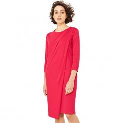 808c76a23 Różowe sukienki damskie marki Simple - Kolekcja zima 2019 - Chillizet.pl