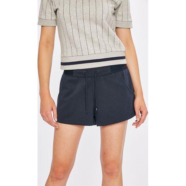 bb9d222e217e89 Tommy Hilfiger - Szorty piżamowe - Niebieskie piżamy damskie Tommy ...
