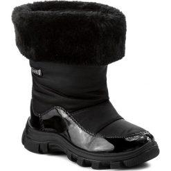 Śniegowce NATURINO - Volga 0013001240 Nero F/Do Nero. Buty zimowe dziewczęce marki bonprix. W wyprzedaży za 239.00 zł.