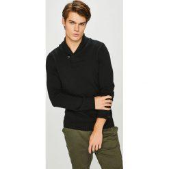 Produkt by Jack & Jones - Sweter. Szare swetry przez głowę męskie PRODUKT by Jack & Jones, z bawełny. Za 119.90 zł.