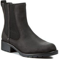 Sztyblety CLARKS - Orinoco Club 203409184 Black Leather. Botki damskie marki R.Polański. W wyprzedaży za 319.00 zł.