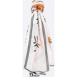 Answear - Szal City Jungle. Szare szaliki i chusty damskie ANSWEAR, z bawełny. W wyprzedaży za 29.90 zł.