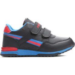 Czarne Buty Sportowe Now You. Czarne buty sportowe chłopięce Born2be, z materiału. Za 39.99 zł.