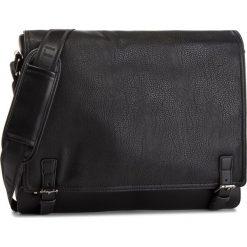 Torba na laptopa LANETTI - RM0087 Black. Czarne torby na laptopa damskie Lanetti, ze skóry ekologicznej. Za 139.99 zł.