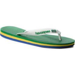 Japonki HAVAIANAS - Brasil Layers Cf 41407152703 Green. Klapki damskie marki Birkenstock. W wyprzedaży za 99.00 zł.