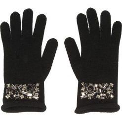 Rękawiczki Damskie MARELLA - Aversa 65660466 S 002. Czarne rękawiczki damskie Marella, z materiału. W wyprzedaży za 279.00 zł.