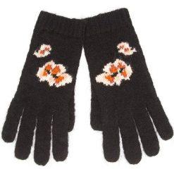 Rękawiczki Damskie TWINSET - Guanti OA8T8G  Jacq. Fiori Nero 03146. Czarne rękawiczki damskie Twinset, z materiału. Za 269.00 zł.