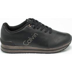 Calvin Klein Jeans - Buty. Czarne buty sportowe męskie Calvin Klein Jeans, z jeansu. W wyprzedaży za 399.90 zł.
