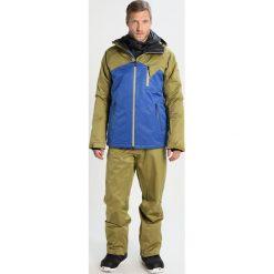 Zimtstern TYPERZ Spodnie narciarskie green moss. Spodnie snowboardowe męskie marki WED'ZE. W wyprzedaży za 980.10 zł.