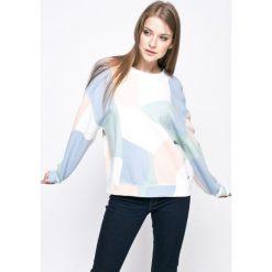 Pepe Jeans - Bluza. Szare bluzy damskie Pepe Jeans, z bawełny. W wyprzedaży za 239.90 zł.