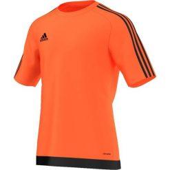 Adidas Koszulka piłkarska męska Estro 15 pomarańczowo-czarna r. M (S16164). Koszulki sportowe męskie marki bonprix. Za 43.50 zł.