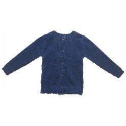 Carodel Sweter Dziewczęcy 104 Niebieski. Swetry dla dziewczynek marki bonprix. Za 50.00 zł.