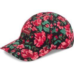 Czapka z daszkiem CONVERSE - 609003 Kolorowy Zielony. Zielone czapki i kapelusze damskie Converse, z bawełny. W wyprzedaży za 119.00 zł.