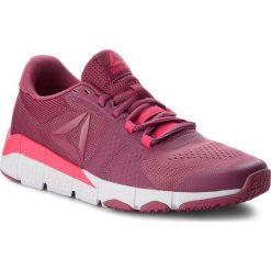 Buty Reebok - Trainflex 2.0 CN5372 Berry/Lavender/Pink/Wht. Czerwone obuwie sportowe damskie Reebok, z materiału. W wyprzedaży za 229.00 zł.