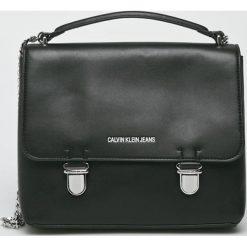 Calvin Klein - Torebka. Szare torby na ramię damskie Calvin Klein. Za 649.90 zł.