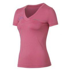 Odlo Koszulka damska T-shirt s/s v-neck Swift czerwona r. XS (346681). Bluzki damskie Odlo. Za 75.02 zł.