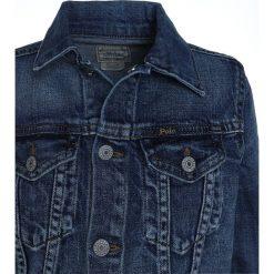 Polo Ralph Lauren TRUCKER OUTERWEAR Kurtka jeansowa bassett wash. Kurtki i płaszcze dla chłopców Polo Ralph Lauren, z bawełny. Za 399.00 zł.