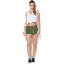 Colour Pleasure Spodnie damskie CP-020 35 zielone r. M/L. Spodnie dresowe damskie Colour Pleasure. Za 72.34 zł.