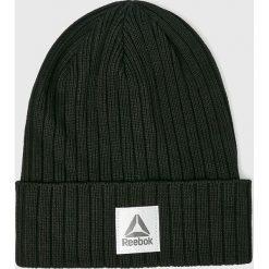 Reebok - Czapka. Czarne czapki i kapelusze męskie Reebok. W wyprzedaży za 49.90 zł.