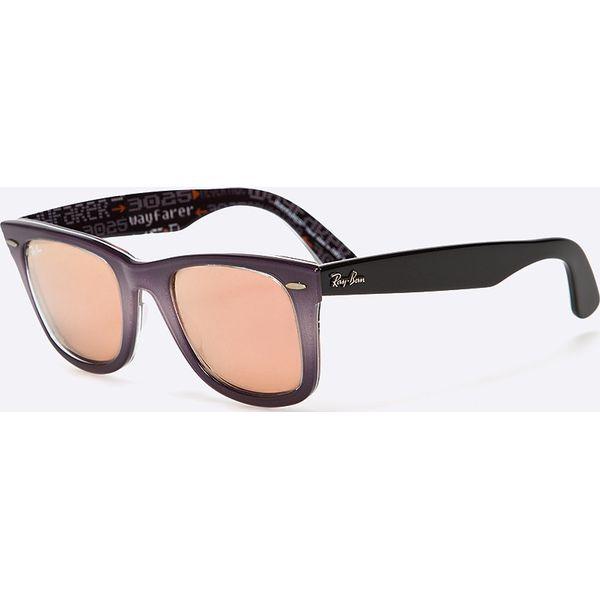 4ba1d6845126 Ray Ban Okulary Wayfarer Okulary Przeciwsłoneczne Męskie Marki