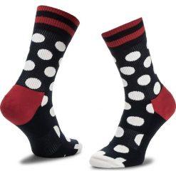 Skarpety Wysokie Unisex HAPPY SOCKS - ATBDO27-6003 Granatowy. Skarpety damskie Happy Socks, z bawełny. Za 47.90 zł.
