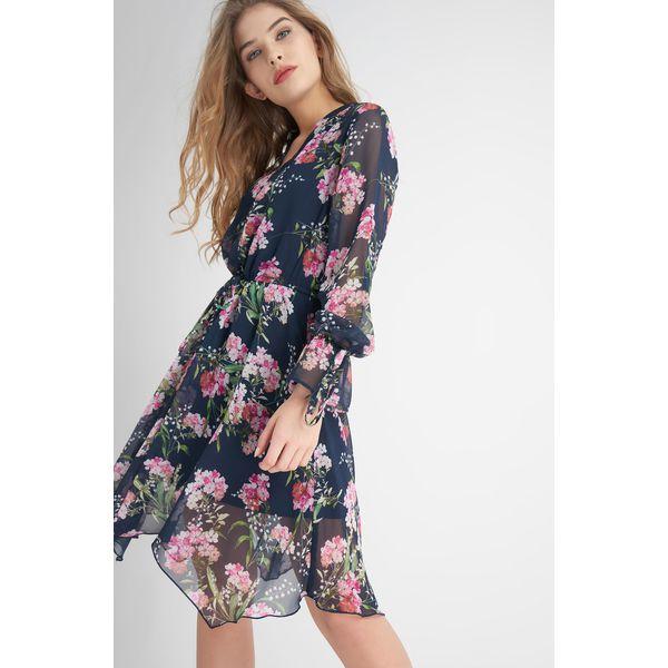 dbdcad35e5 Sukienka w kwiaty - Sukienki damskie marki Orsay