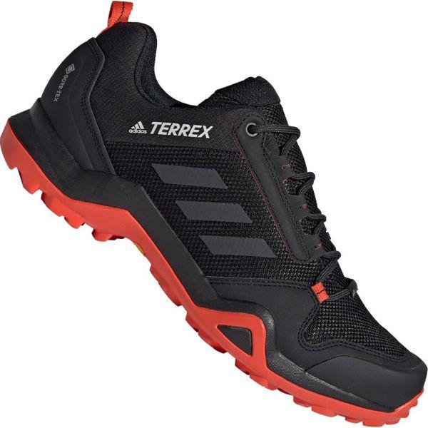Buty adidas Terrex AX3 Gtx M G26578 czarne | Buty adidas