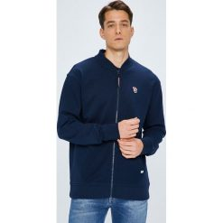 Tommy Jeans - Bluza. Niebieskie bluzy męskie Tommy Jeans, z jeansu. W wyprzedaży za 399.90 zł.