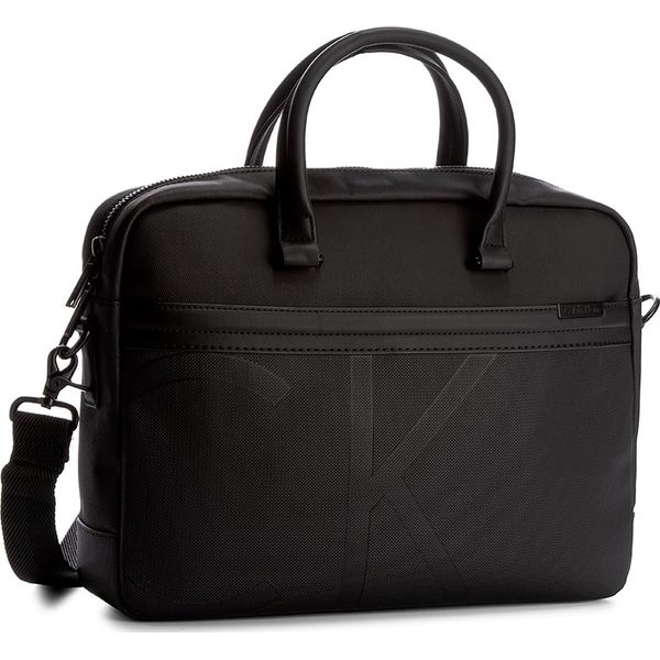 b9c659f0a32ec Torba na laptopa CALVIN KLEIN BLACK LABEL - Laptop Bag S Gregory ...