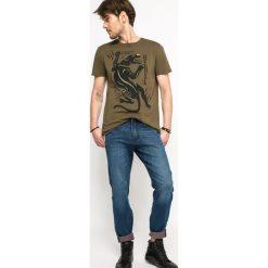 Medicine - Jeansy Let's Rebel. Niebieskie jeansy męskie MEDICINE. W wyprzedaży za 79.90 zł.