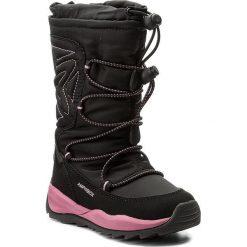 Śniegowce GEOX - J Orizont B G. Abx B J742BB 0FU50 C9999 Black. Buty zimowe dziewczęce marki bonprix. W wyprzedaży za 249.00 zł.