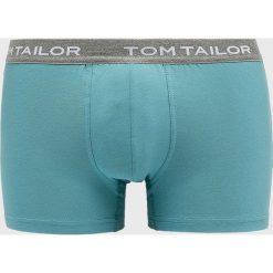 Tom Tailor Denim - Bokserki (2-pack). Niebieskie bokserki męskie Tom Tailor Denim, z bawełny. W wyprzedaży za 59.90 zł.