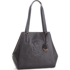 Torebka LAUREN RALPH LAUREN - Tote 431707716001 Black. Czarne torebki do ręki damskie Lauren Ralph Lauren, ze skóry. Za 1,519.90 zł.