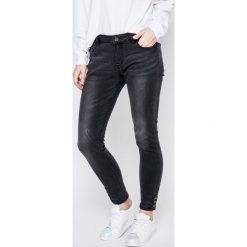 Broadway - Jeansy. Szare jeansy damskie Broadway. W wyprzedaży za 139.90 zł.