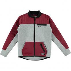 Bluza w kolorze szarym. Czerwone bluzy dla chłopców marki Retour denim de Luxe. W wyprzedaży za 129.95 zł.