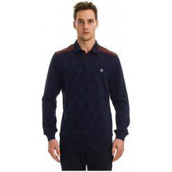 Galvanni Koszulka Polo Męska Leaf M Ciemny Niebieski. Koszulki polo męskie marki INESIS. W wyprzedaży za 189.00 zł.
