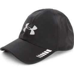 Czapka z daszkiem UNDER ARMOUR - Launch Av Cap 1305003-001 Czarny. Czarne czapki i kapelusze męskie Under Armour. Za 99.95 zł.