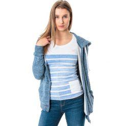 4f Bluza damska H4L18-BLD006 niebieska r. M. Bluzy sportowe damskie 4f. Za 116.77 zł.