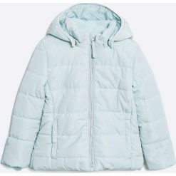 Name it - Kurtka dziecięca 92-122 cm. Szare kurtki i płaszcze dla dziewczynek Name it, z materiału. W wyprzedaży za 119.90 zł.