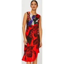 Wyprzedaż czerwone sukienki damskie Desigual Kolekcja