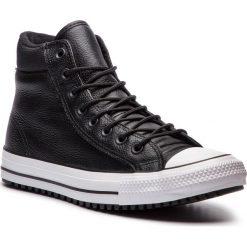 Trampki CONVERSE - Ctas Pc Boot Hi 162415C Black/Black/White. Czarne trampki męskie Converse, z gumy. W wyprzedaży za 309.00 zł.
